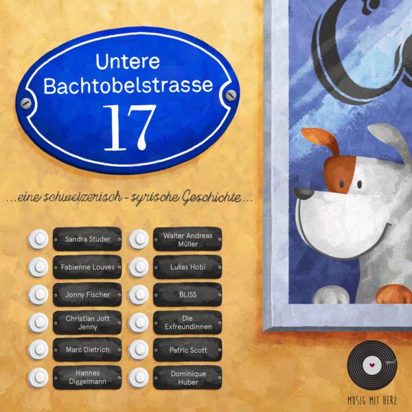 Untere Bachtobelstrasse 17 Cover